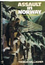 Assault in Norway: The True Story of the Telemark Raid Thomas Gallagher